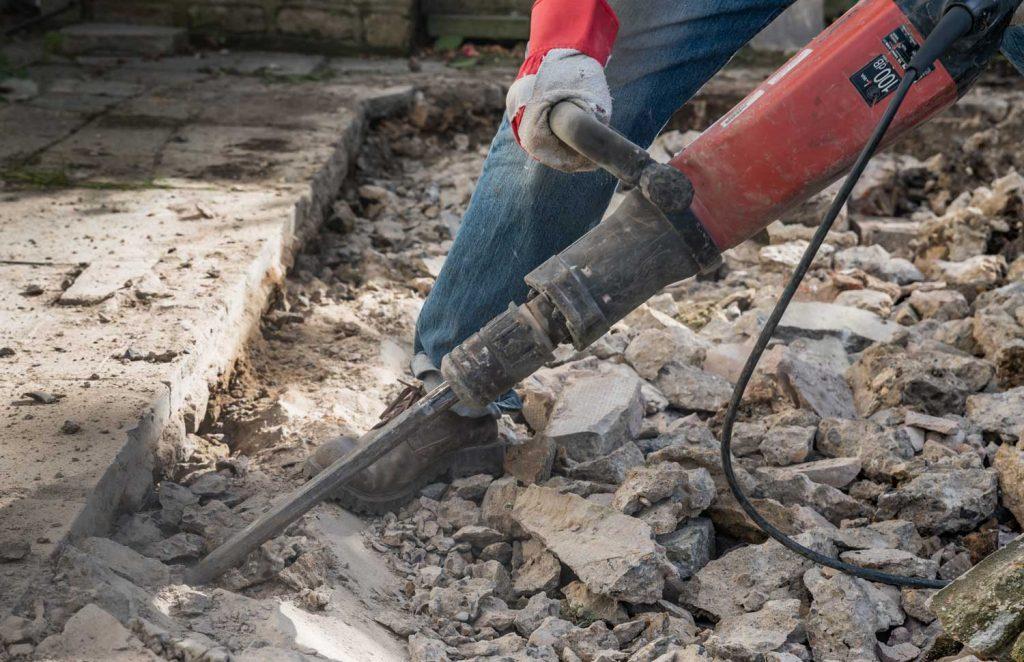 concrete demolition sydney