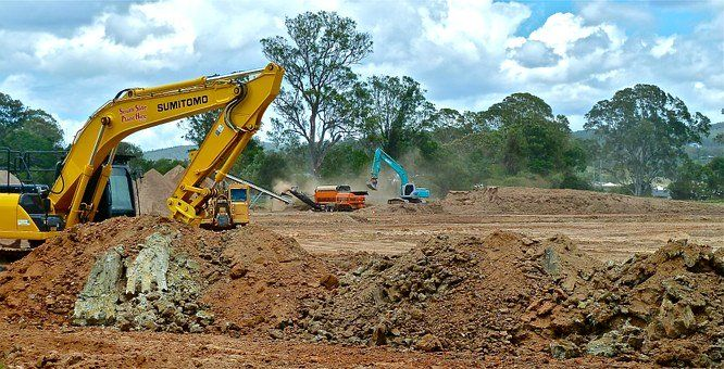 land clearing sydney